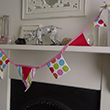 Spots and Stripes Bunting - Spots and Stripes Bunting